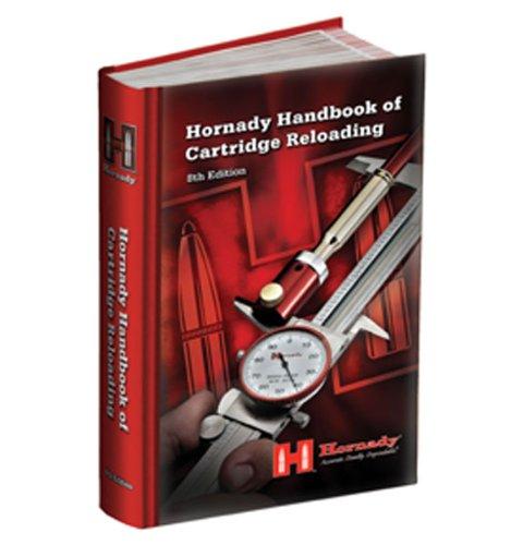 Hornady 8th Edition Reloading Handbook