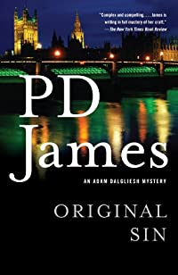 Original Sin by P.D. James ebook deal