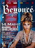 Beyoncé-2007-Póster de concierto-Concert-B de Day-Tour Póster