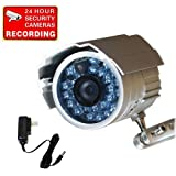 VideoSecu Bullet Outdoor CCD Security Camera Day Night 26 IR Infrared LEDs  ....