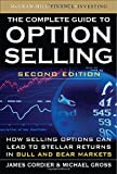 img - for The Complete Guide to Option Selling, Second Edition book / textbook / text book