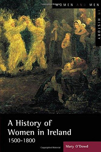 A History of Women in Ireland, 1500-1800
