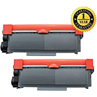 2-Pack Global Toner TN-660 TN-630 High Yield Toner Cartridge