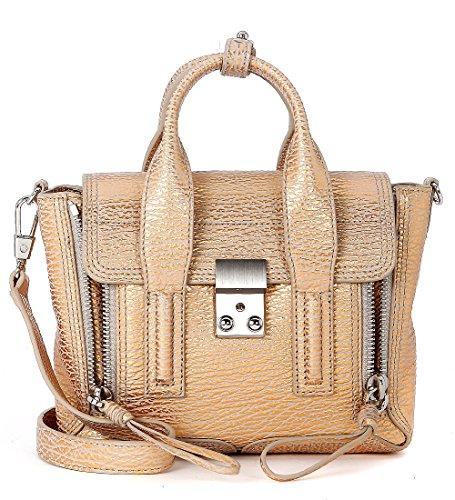 31-phillip-lim-handtasche-pashli-mini-satchel-leder-beige-und-rosegold
