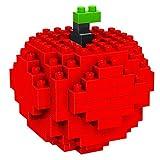LOZ Mini Diamond Blocks Building Set - Apple