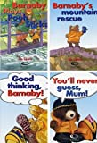 Barnaby/Rescue Little Books Sample Set (1 Each of 4)