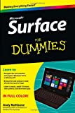 img - for Surface For Dummies book / textbook / text book