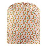 Blueberry Solid Colors Diaper Laundry Bag, Giraffe