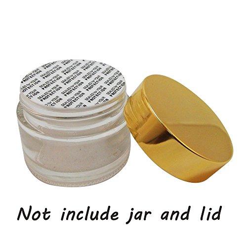 53 mm Bottle/Jar Pressure Foam Safety Tamper Resistant Seals Qty 50 (Tamper 53mm compare prices)