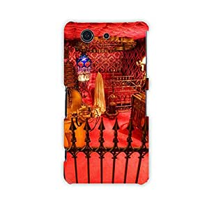 The Palaash Mobile Back Cover for Sony Xperia Z3