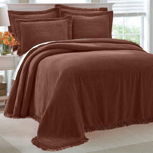 King Size Bedspreads 6107 back