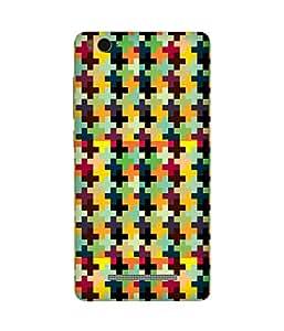 Jigsaw Puzzle Xiaomi Mi 4c Case