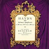 ハイドン:交響曲第101「時計」、第104「ロンドン」
