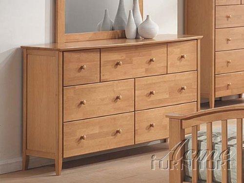 ACME San Marino Dresser, Maple Finish