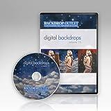 Digital Backdrops Cd Green Screen Backgrounds By Backdrop Outlet Volume 15 Mac & Windows