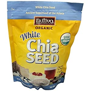 We Sale the Nutiva Organic White Chia Seeds  Cheap & Lowest Price