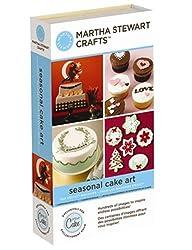 Provo Craft Cricut Cake Martha Stewart Seasonal Cake Art Cartridge