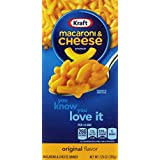 Kraft Macaroni & Cheese 7.25 oz (Pack of 2)