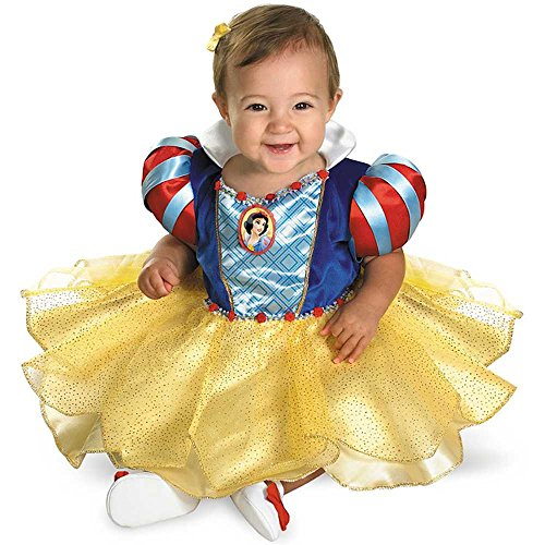 Disney Snow White Infant Costume - 12-18 Months