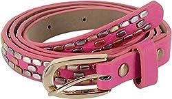 SRI Women's Belt Pink