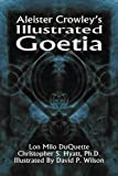 img - for Aleister Crowley's Illustrated Goetia book / textbook / text book