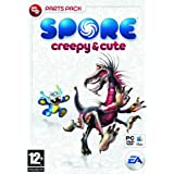 Spore Cute & Creepy Part Pack (PC/Mac)by Electronic Arts