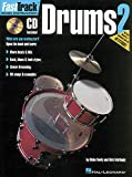 HAL LEONARD BLAKE NEELY FAST TRACK DRUMS 1 Educational books Drum set