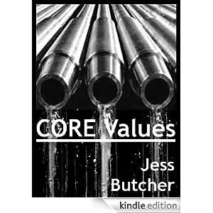 Core Values (Lexington Avenue Express) Jess Butcher