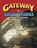 img - for Gateway to Social Studies: Softcover: Vocabulary and Concepts book / textbook / text book