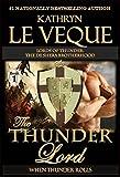 The Thunder Lord: The de Shera Brotherhood Book One (Lords of Thunder: The de Shera Brotherhood 1)