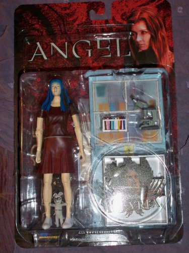 Angel Shells Illyria Action Figure
