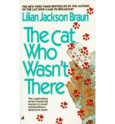 the-cat-who-wasnt-there-thorndike-press-large-print-paperback-series