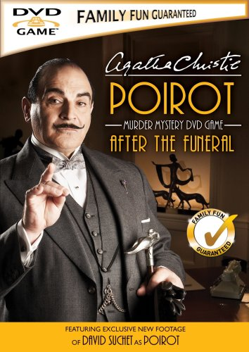 Poirot - After The Funeral Murder Mystery DVD