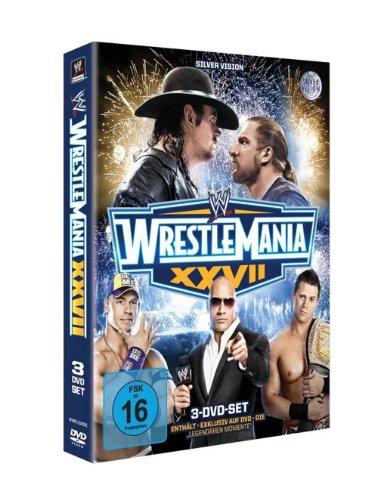 WWE - Wrestlemania 27 [3 DVDs]