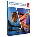 Photoshop Elements 9 + Premiere Elements 9 (pour PC et Mac)par Adobe