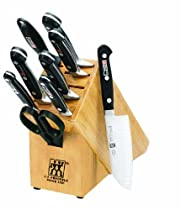 Big Sale Best Cheap Deals Zwilling J.A. Henckels Pro S Stainless-Steel 10-Piece Knife Set with Block
