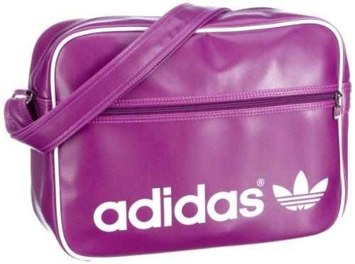 Handtasche adidas Originals AC Airline Bag Women ultra purplewhite