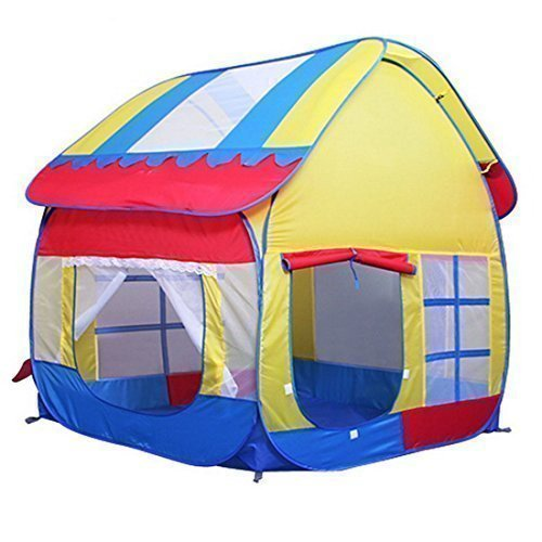 Kids Outdoor Indoor Big Tent Playhouse