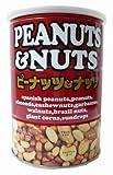 なるみ ピーナッツ&ナッツ缶 370g