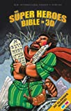 img - for The Super Heroes Bible in 3D, NIrV book / textbook / text book