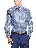 Eterna Camisa Hombre (Azul)