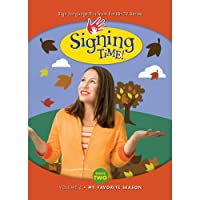 Signing Time Series 2 Vol. 4 - My Favorite Seasons
