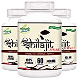 Simply Nutra Shilajit Gold Plus 800mg 60 Capsules For Extra Strength And Stamina (3)