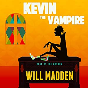 Kevin the Vampire Audiobook