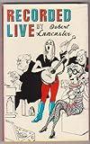 Recorded Lives: Pocket Cartoons (0719520673) by Lancaster, Osbert