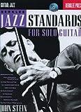 Berklee Jazz Standards for Solo Guitar - Berklee Press Book/CD