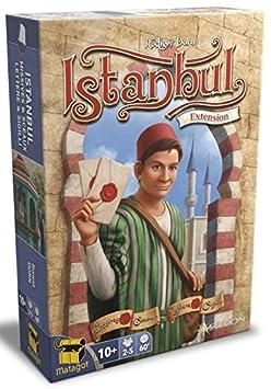 Asterion 8582–Jeu Istanbul lettres & sceaux, édition italienne