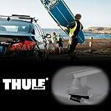 THULE 取付キット KIT4001 アウディ A6アバント(4F#)