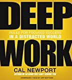 img - for Deep Work: Rules for Focused Success in a Distracted World book / textbook / text book