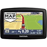 TomTom START 50M 5-Inch GPS Navigator w/ Lifetime Maps
